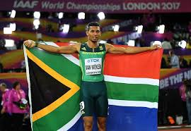 Here is a list of Team SA to carry the flag at the Tokyo Olympics