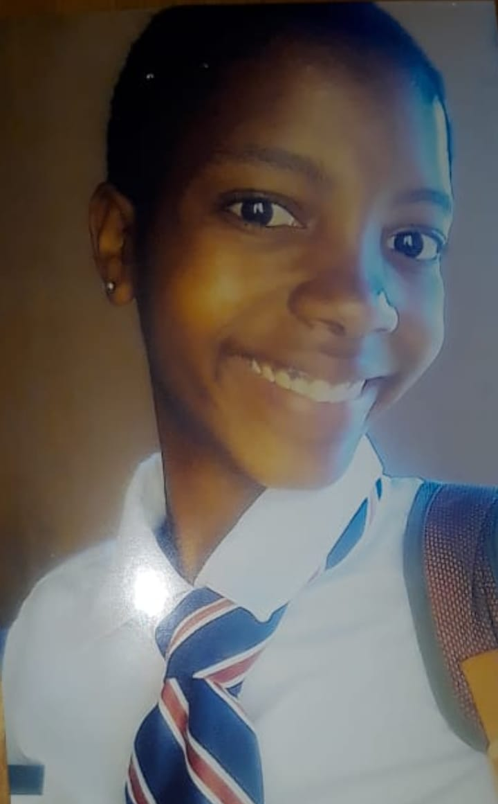 Please help find missing Tebogo Thaba aged 17 from Lebowakgomo