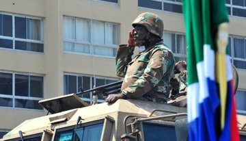 Democratic Alliance calls on President to deploy the army amid continued looting and criminal elements in KZN and Gauteng