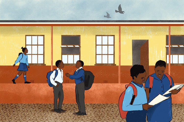 As many as 750,000 children have dropped out of school during the pandemic