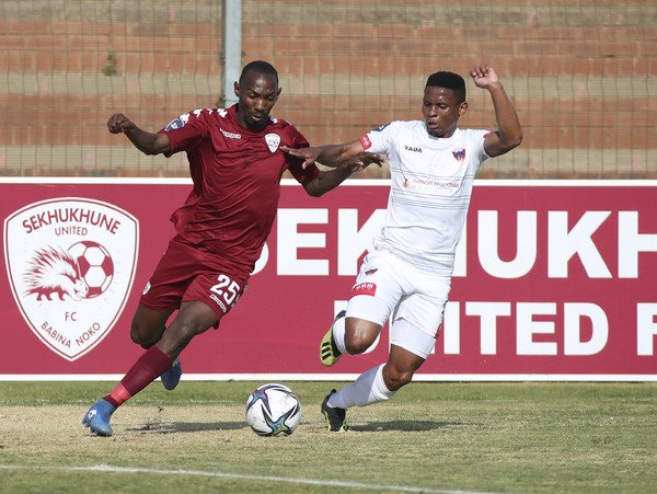 Hunt and Chippa United off to a promising start
