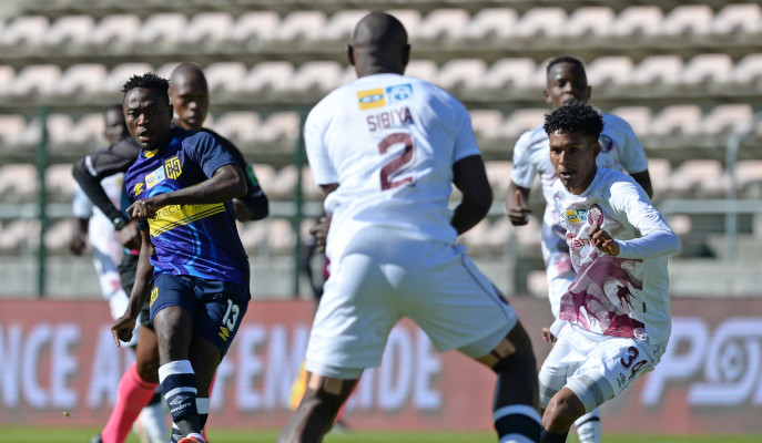 Swallows FC and Cape Town City off to a 0-0 draw in the first leg of the MTN8 semifinals
